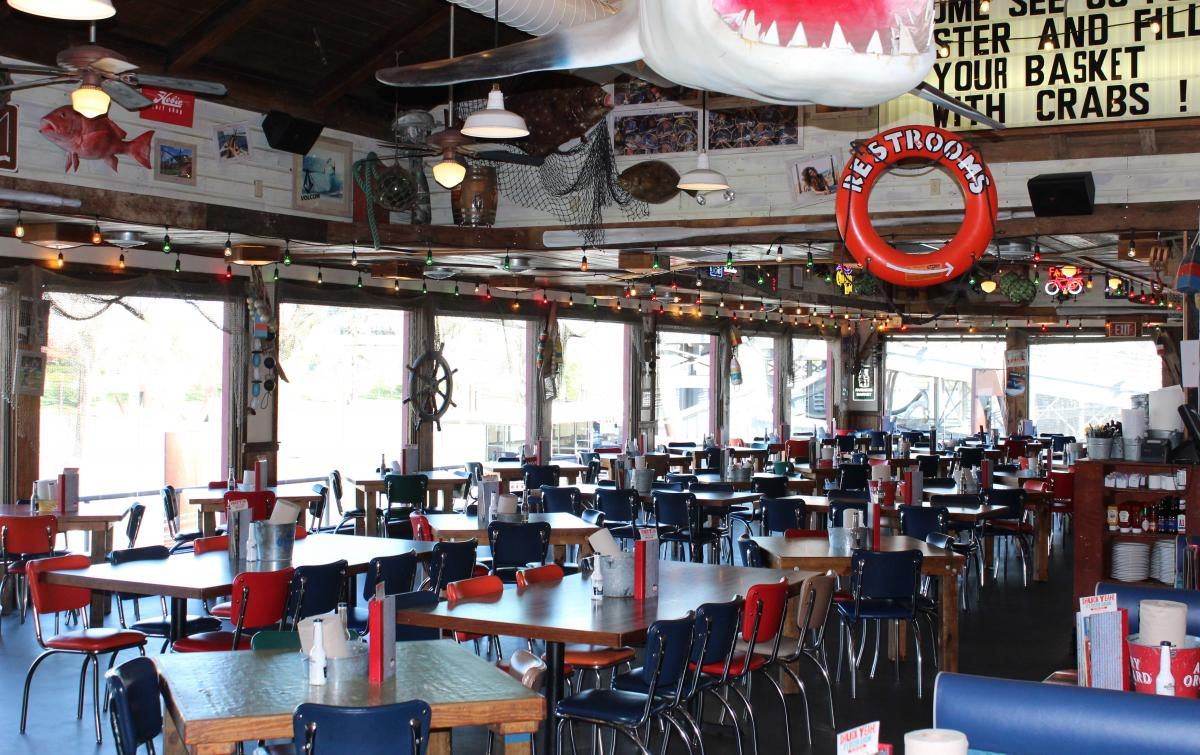 A Review to Joes Crab Shack - EMS Sound